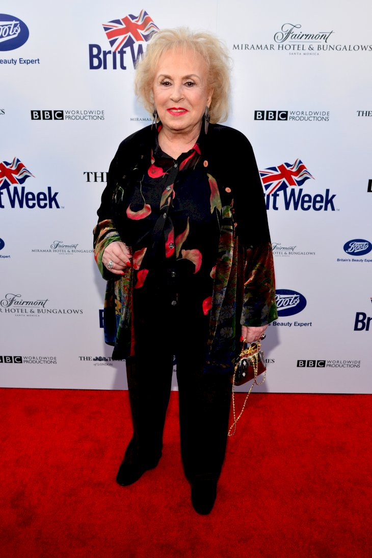Image Credits: Getty Images / Frazer Harrison | Actress Doris Roberts attends the 8th Annual BritWeek Launch Party.