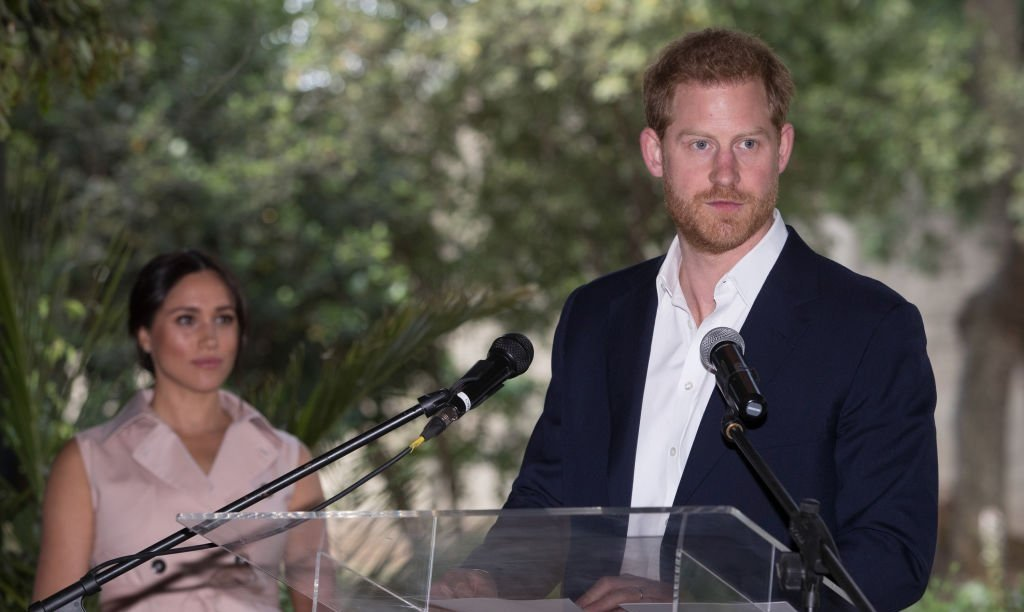 Prince Harry Wanted to Leave Royal Family