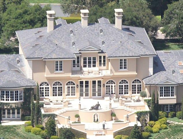 Inside Oprah's Montecito Mansion