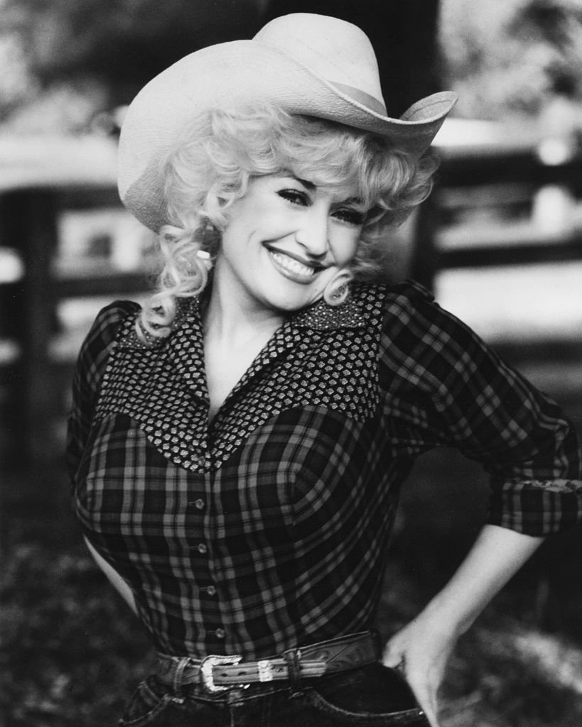 Image Credits: Getty Images / Silver Screen Collection | American actress, singer and songwriter Dolly Parton, circa 1975.