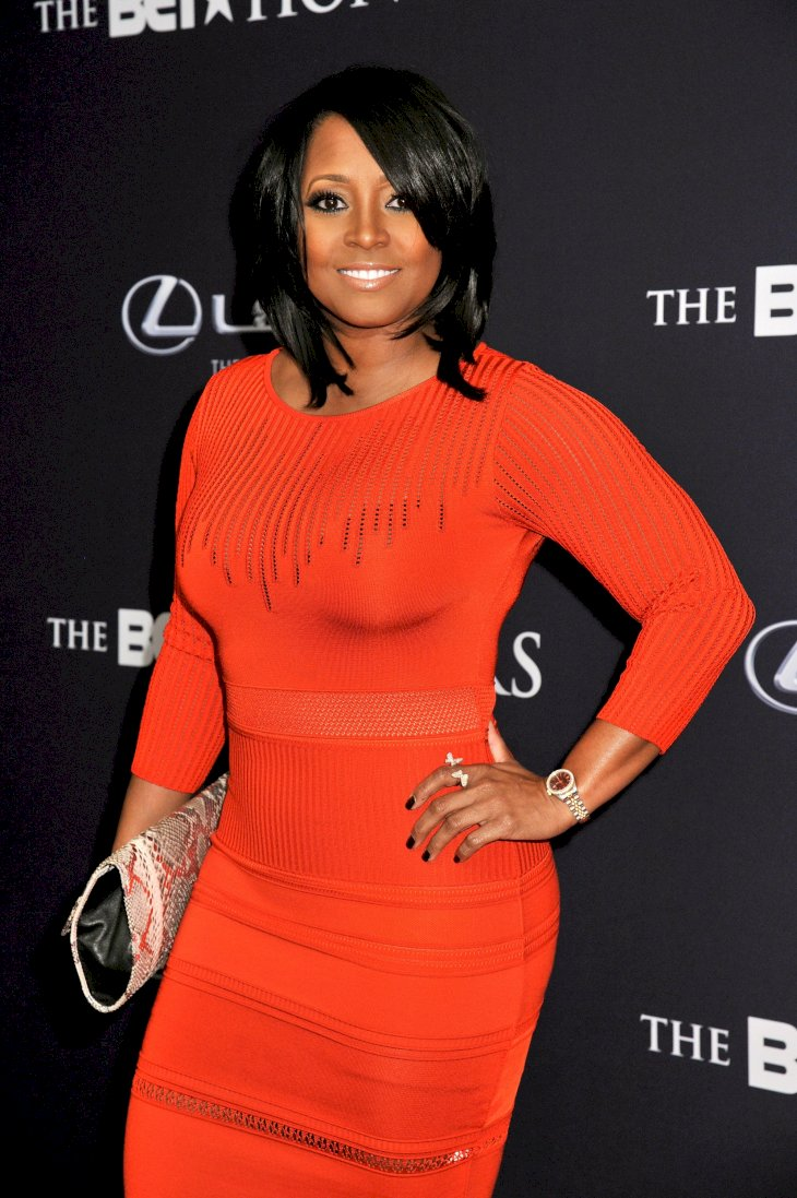 "Image Credit: Getty Images/Getty Images for BET/BET/Kris Connor | Keshia Knight Pulliam attends ""The BET Honors"" 2015"