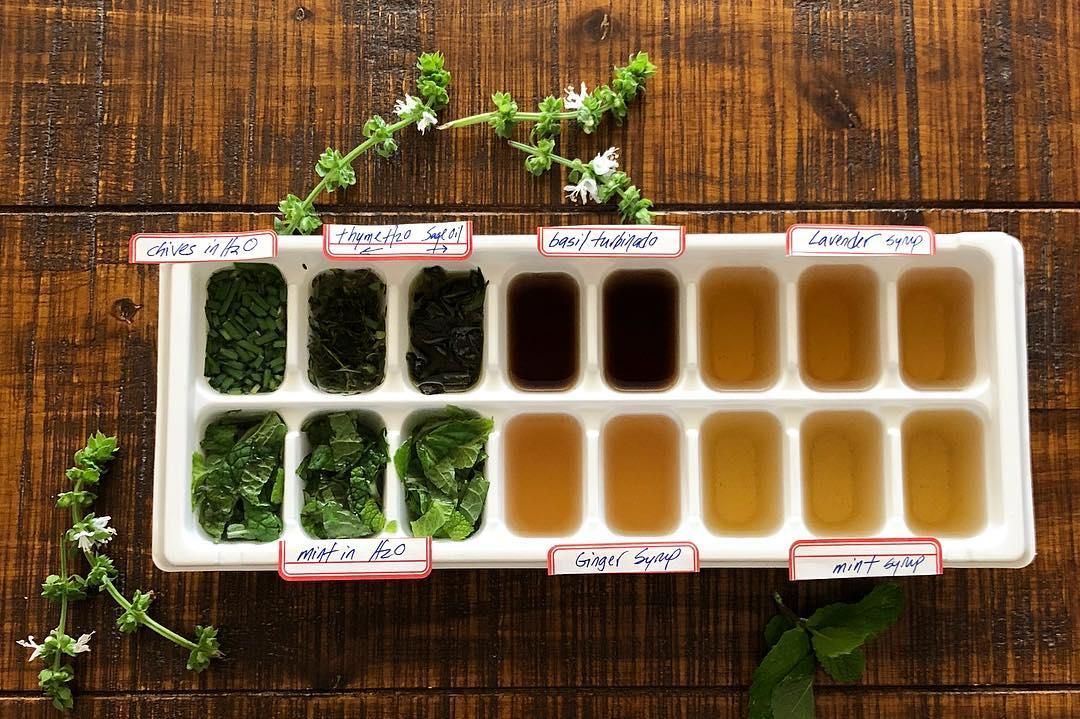 Clever & Creative Ways To Use Ice Cube Trays