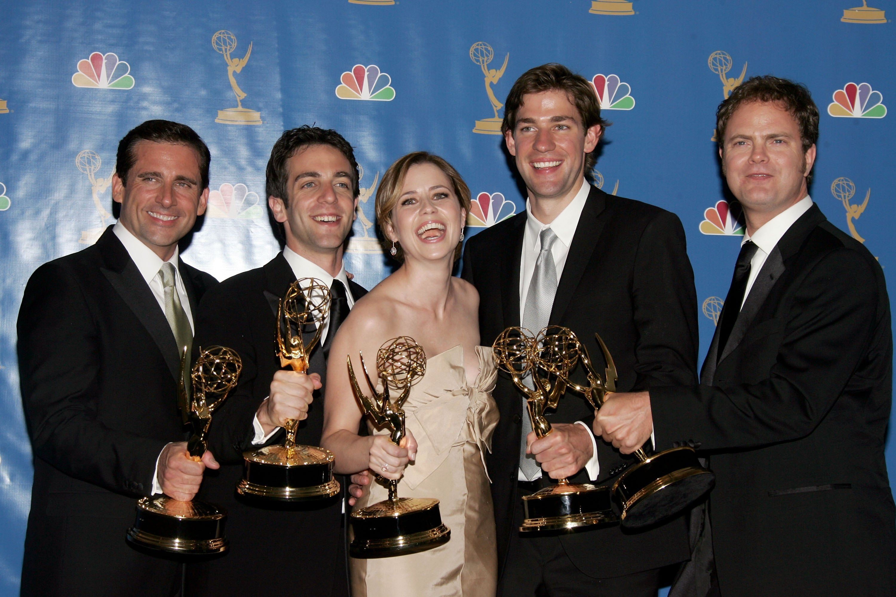 The cast of The Office / Getty Images