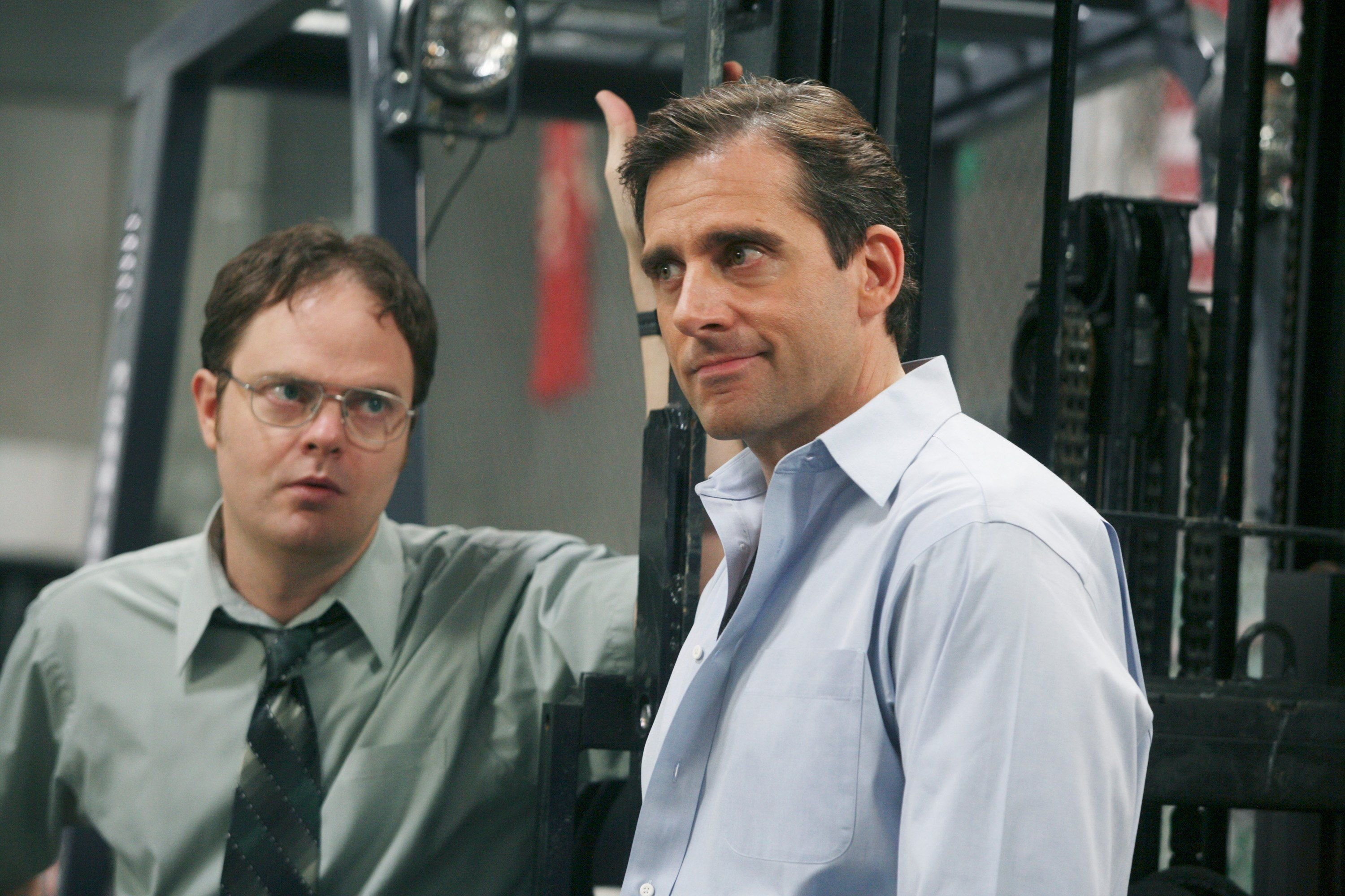 The Office became one of the most watched shows of the era / Getty Images