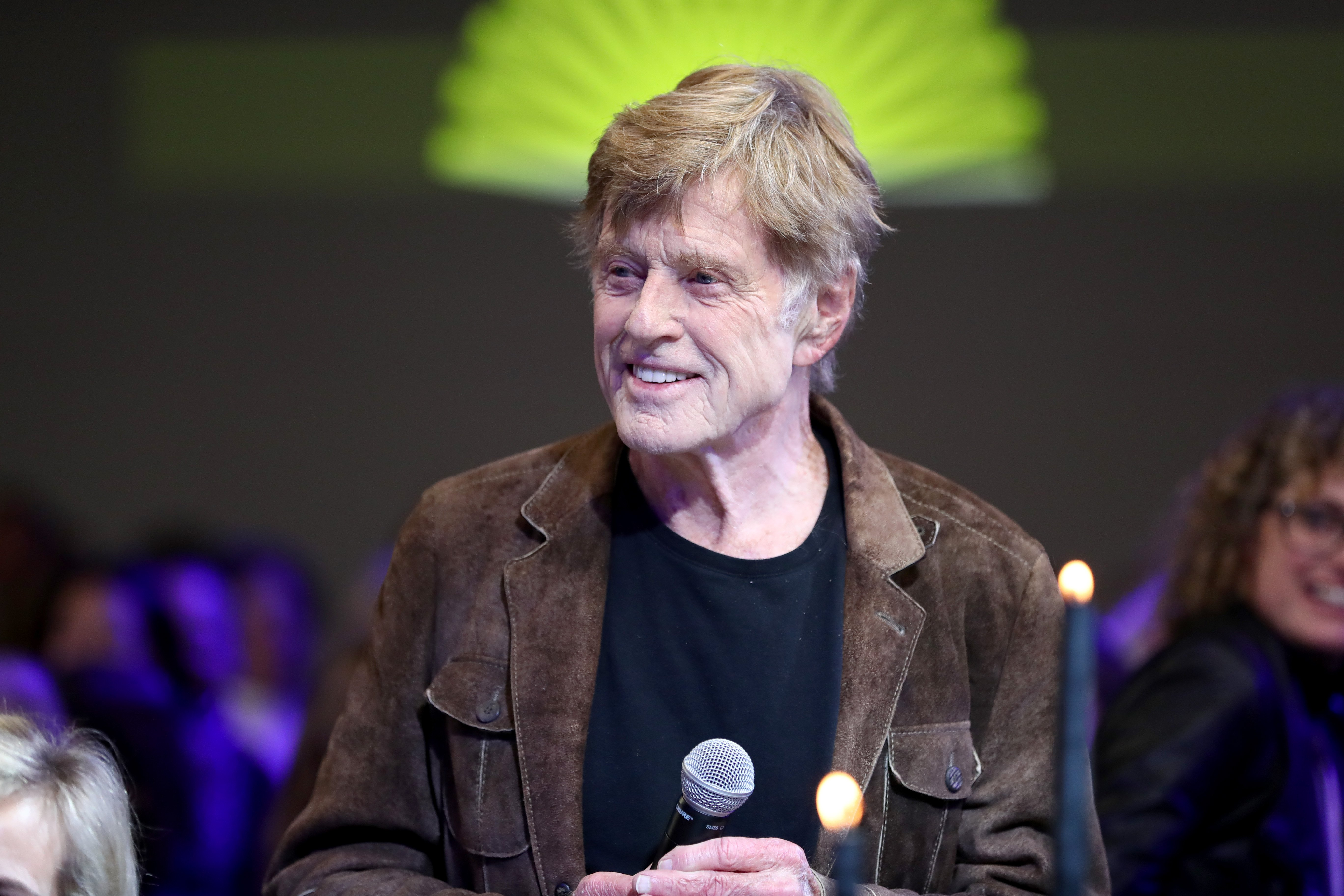 Image Credits: Getty Images / Rich Polk | Robert Redford attends Sundance Institute's 'An Artist at the Table Presented by IMDbPro' at the 2020 Sundance Film Festival on January 23, 2020 in Park City, Utah.