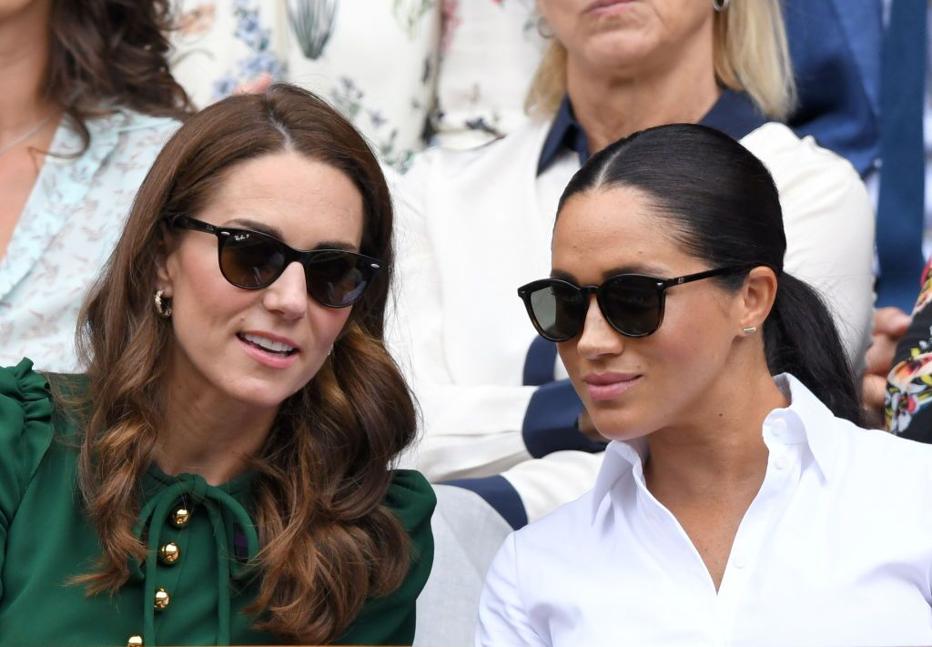 Kate Middleton and Meghan Markle/Photo:Getty Images