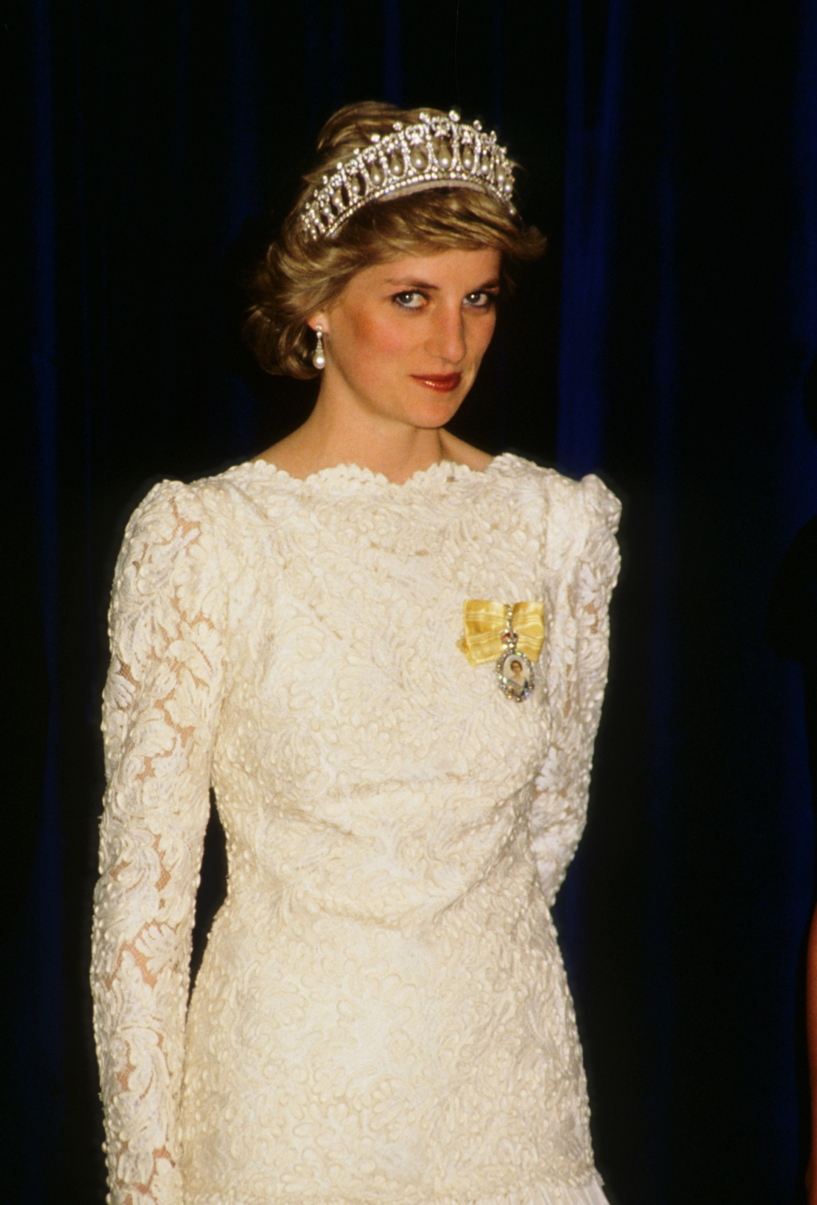 Princess Diana in Vancouver on May 3, 1986 / Getty Images