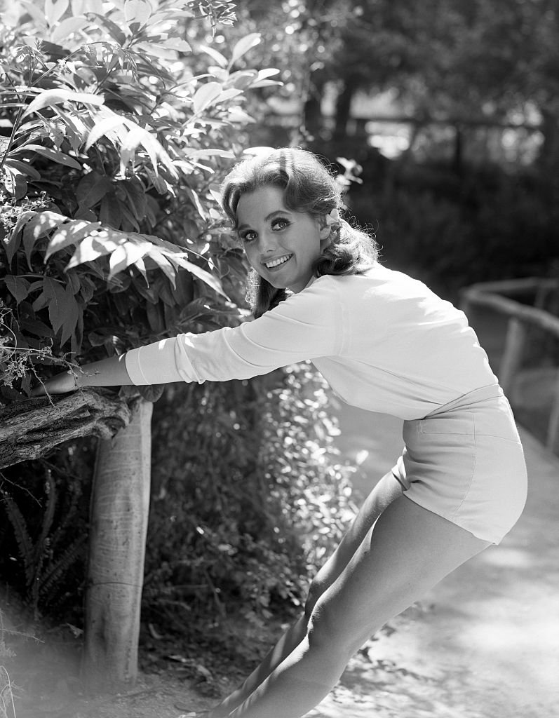 "Image Source: Getty Images/CBS Photo Archive/Dawn Wells portrays Mary Ann Summers in the CBS television program ""Gilligan's Island."" Image dated: July 15, 1965 Hollywood, CA"
