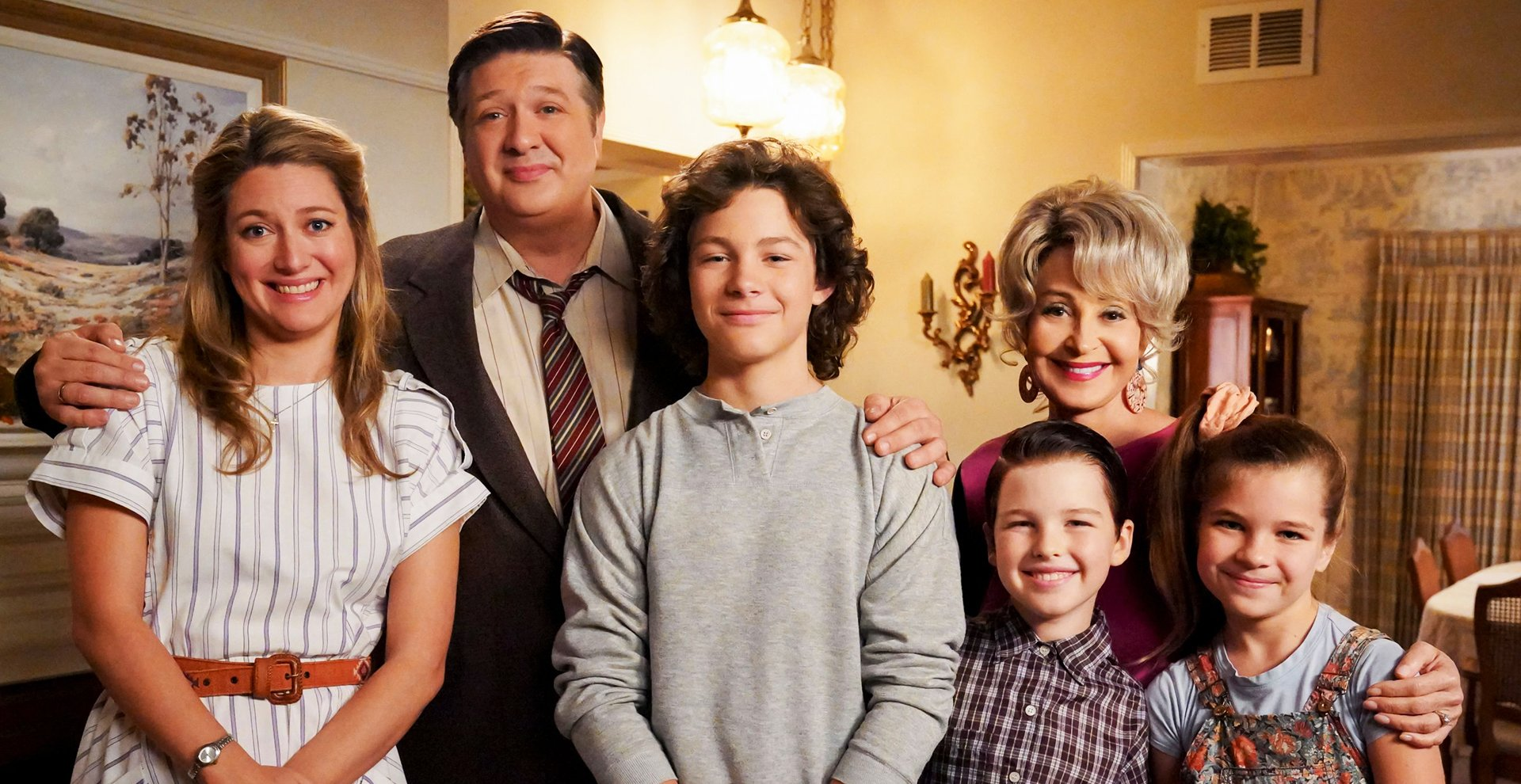 Young Sheldon: Little-Known Details About the Main Cast