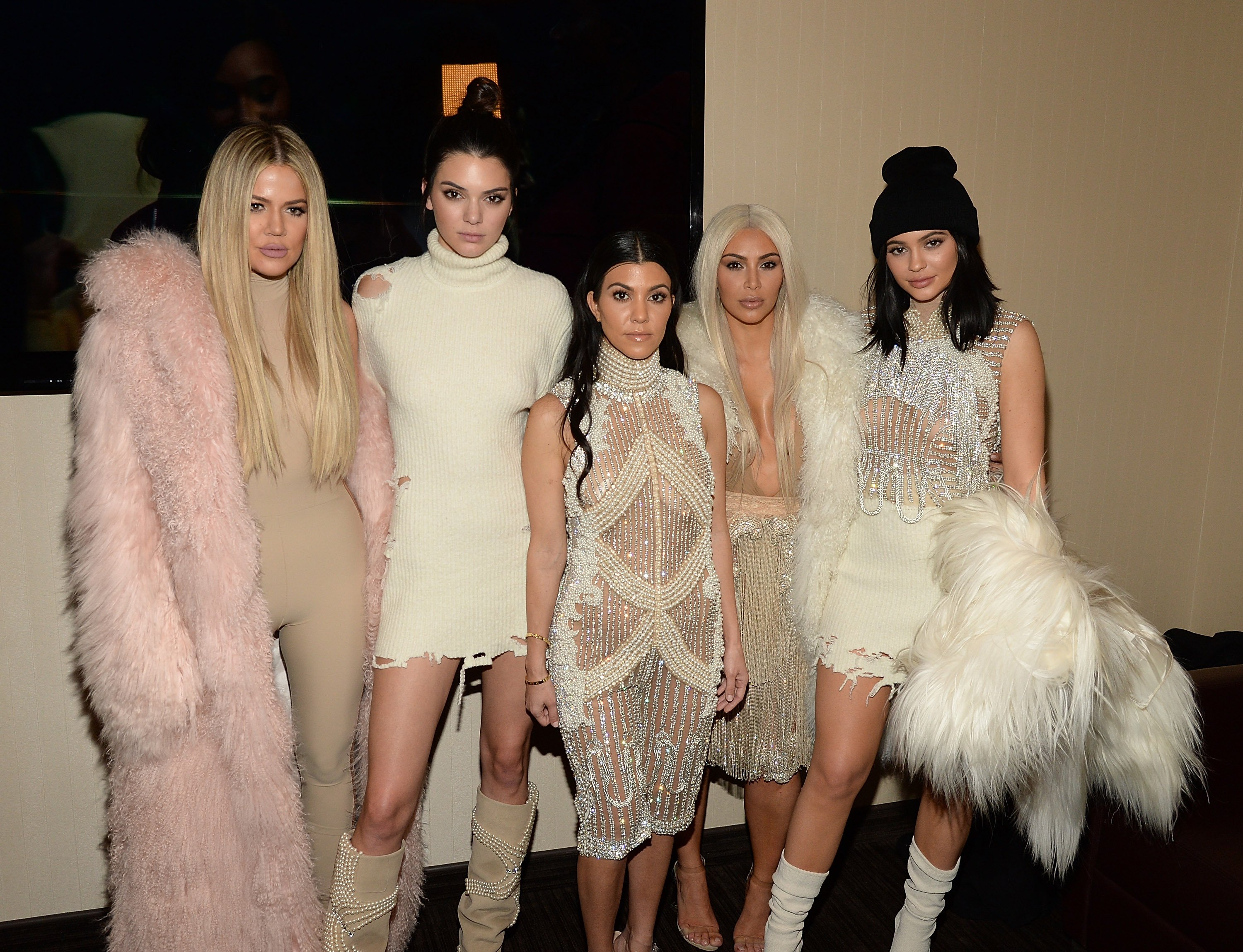 Image Credits: Getty Images / The Kardashian sisters