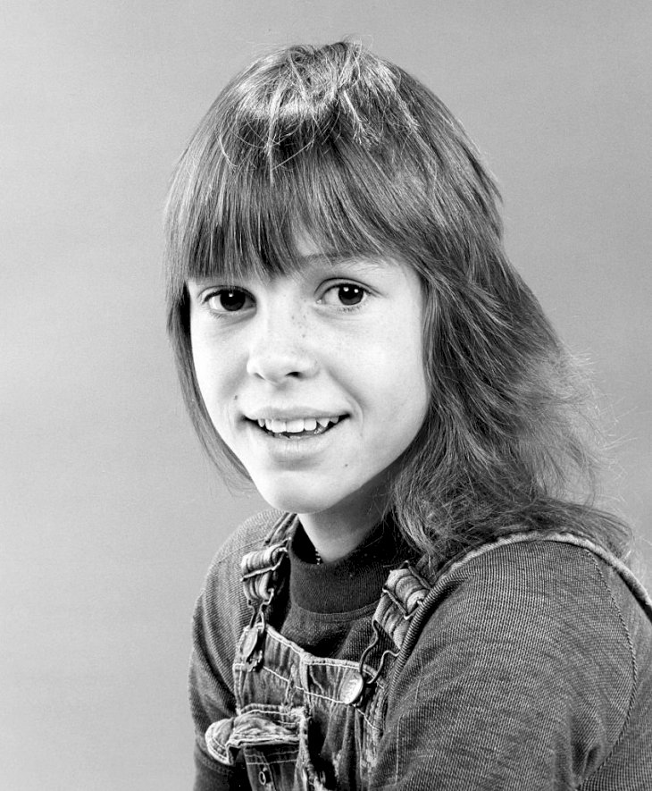 Image Credit: Getty Images / Kristy McNichol poses for a portrait.