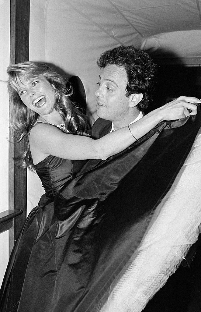 Image Credits: Getty Images / The LIFE Picture Collection | Christie Brinkley and Billy Joel.