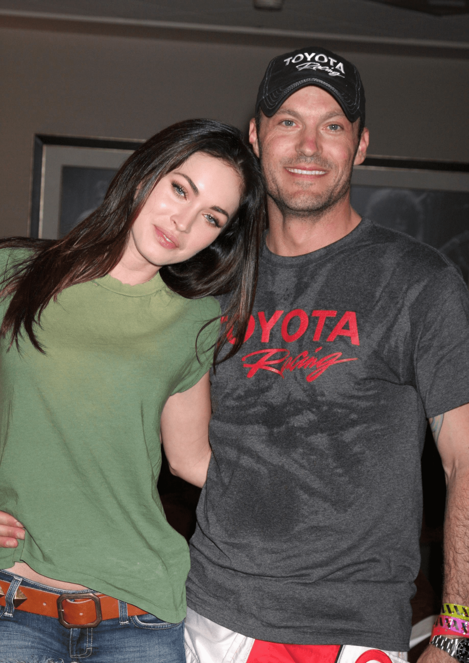 Megan Fox and Brian Austin Green/Photo:Shutterstock