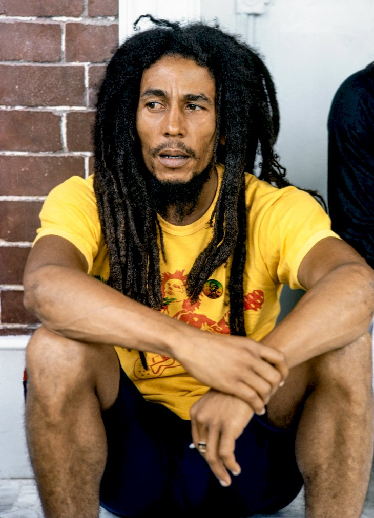 Image Credit: Getty Images / Bob Marley in public.