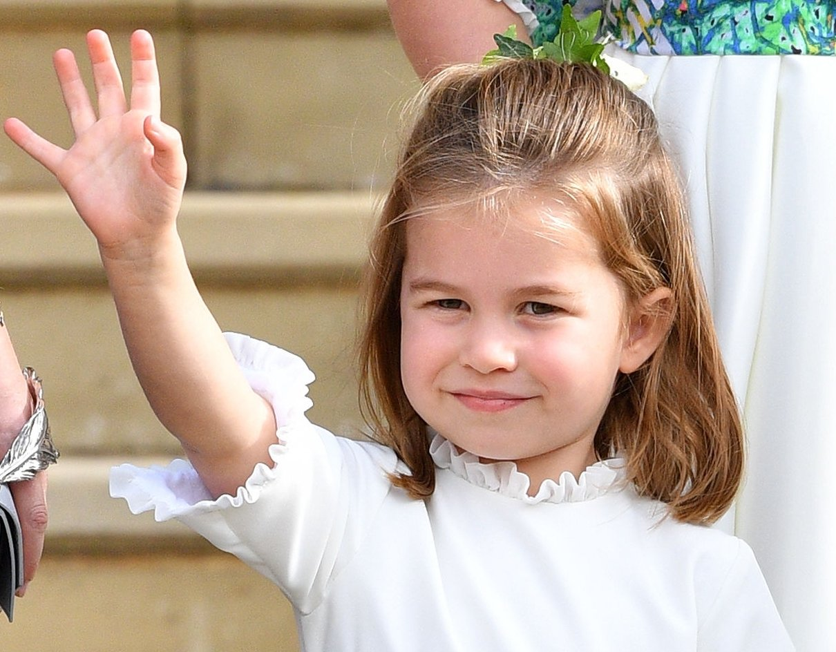 Image Credit: Getty Images/Photo of Princess Charlotte