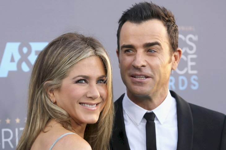 Image Credit: Getty Images/Mark Davis |  Jennifer Aniston and Justin Theroux attend the 21st Annual Critics' Choice Awards