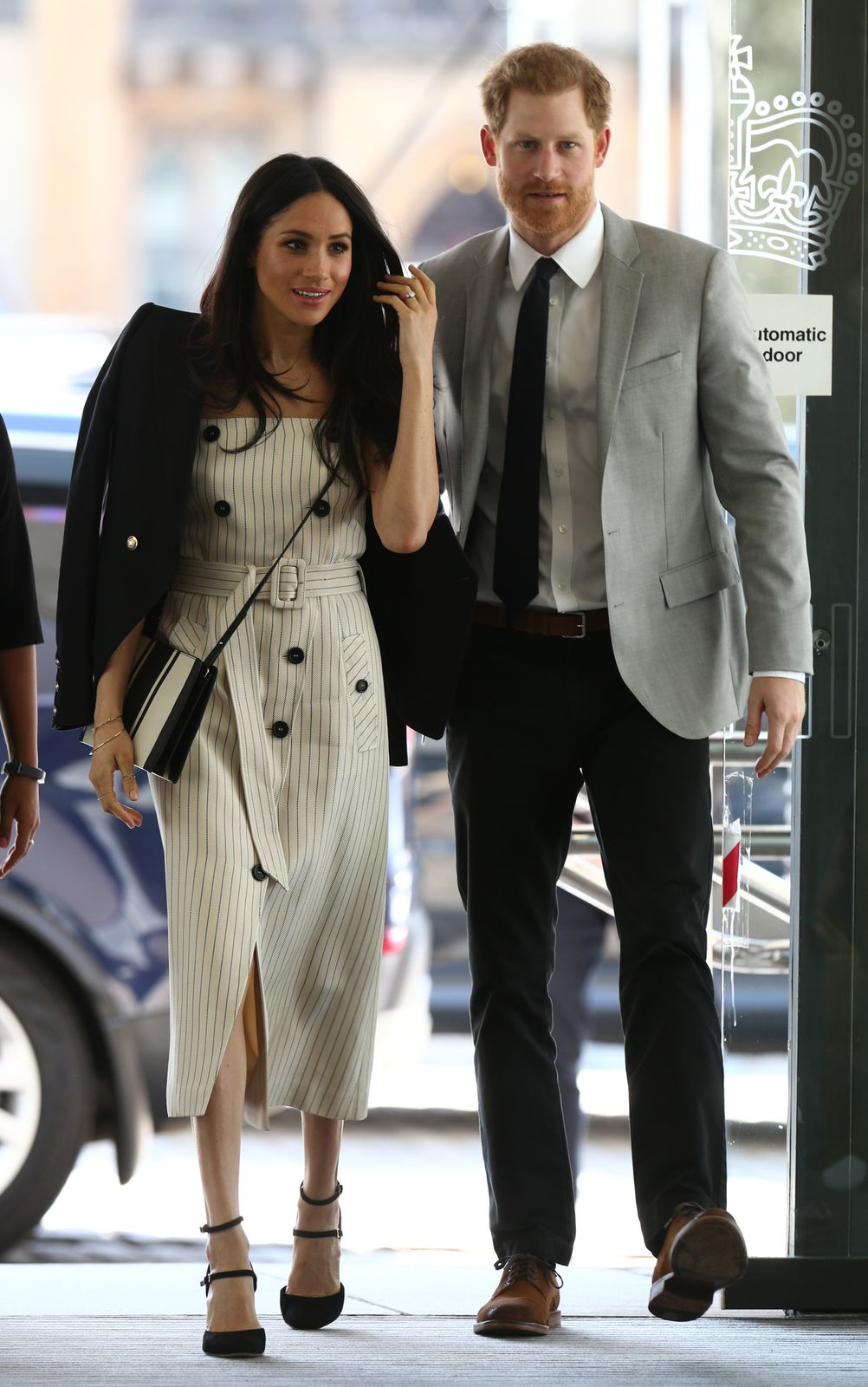 Meghan Markle and Prince Harry of Wales/Photo:Getty Images