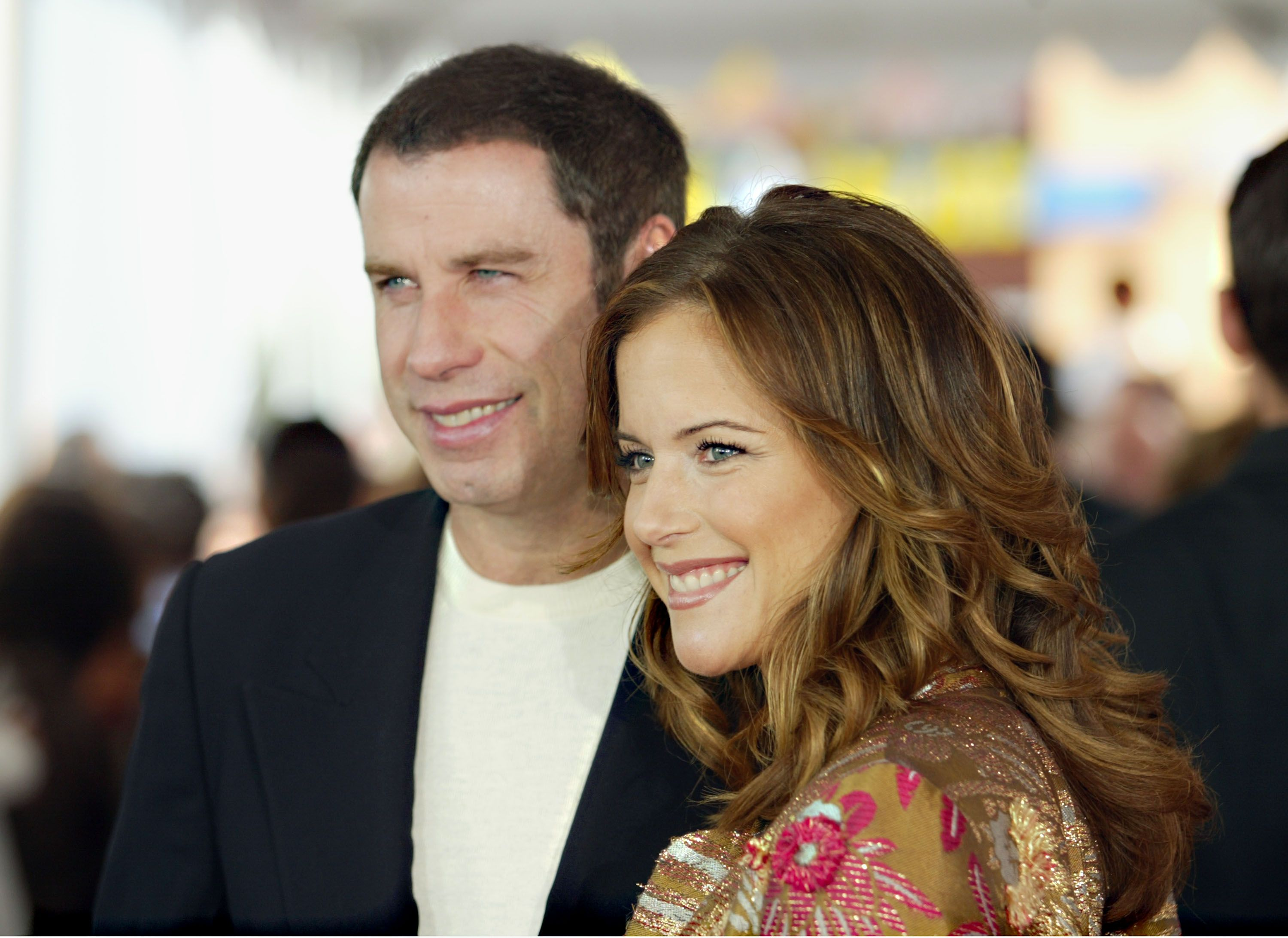 John Travolta and Kelly Preston/Photo:Getty Images