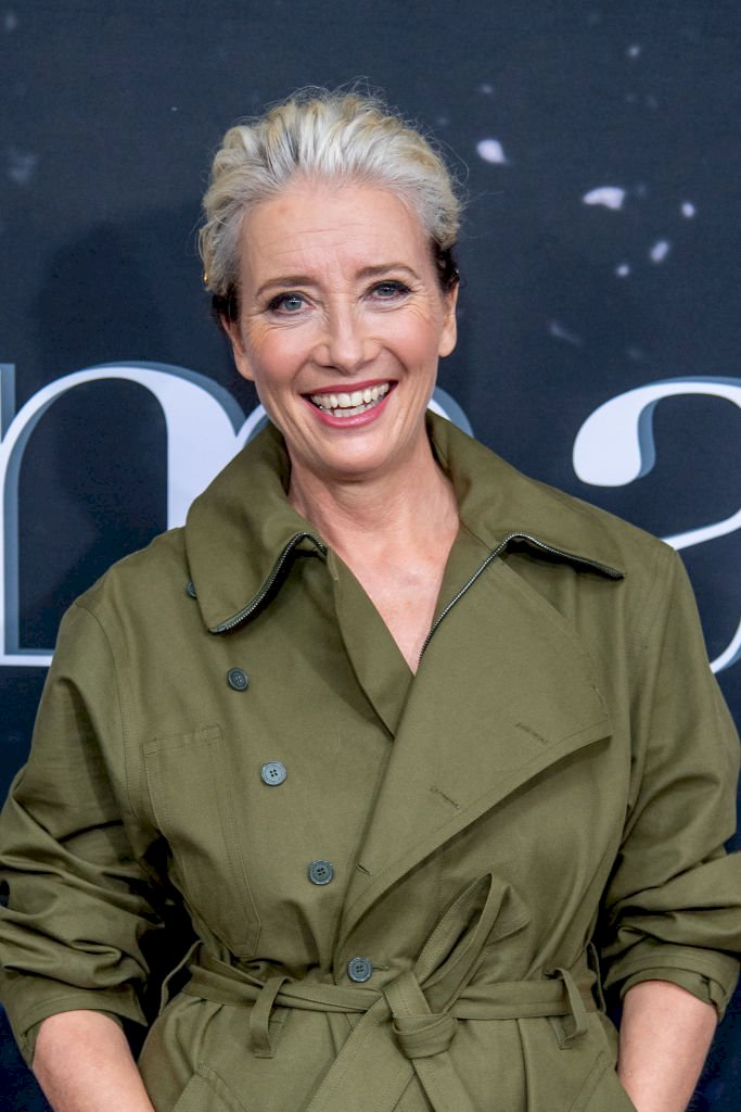 Image Credits: Getty Images / Roy Rochlin | Emma Thompson in October 2019.