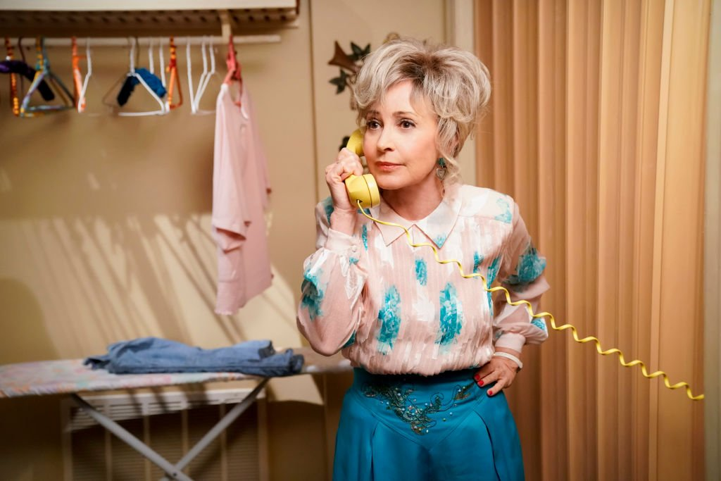 Image Credit: Getty Images: Meemaw on Young Sheldon, actress Annie Potts.