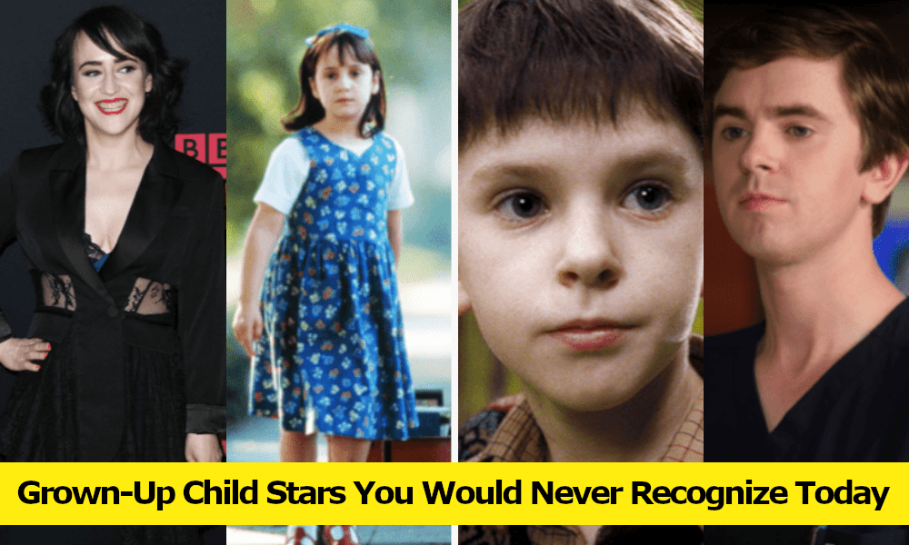 Image Credit: Getty Images; TriStar Pictures/Matilda; Warner Bros. Pictures/Charlie and the Chocolate Factory