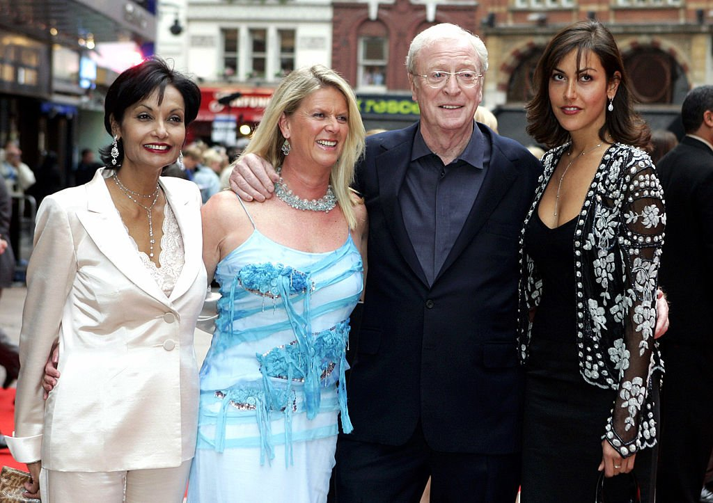Image Credits: Getty Images | Michael with his wife, daughter Dominique and daughter Natasha