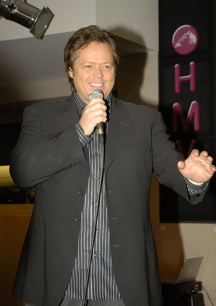 Image Credits: Getty Images / Jorge Herrera / FilmMagic | Jimmy Osmond during Jimmy Osmond - DVD Launch at HMV Oxford Street in London, Great Britain.