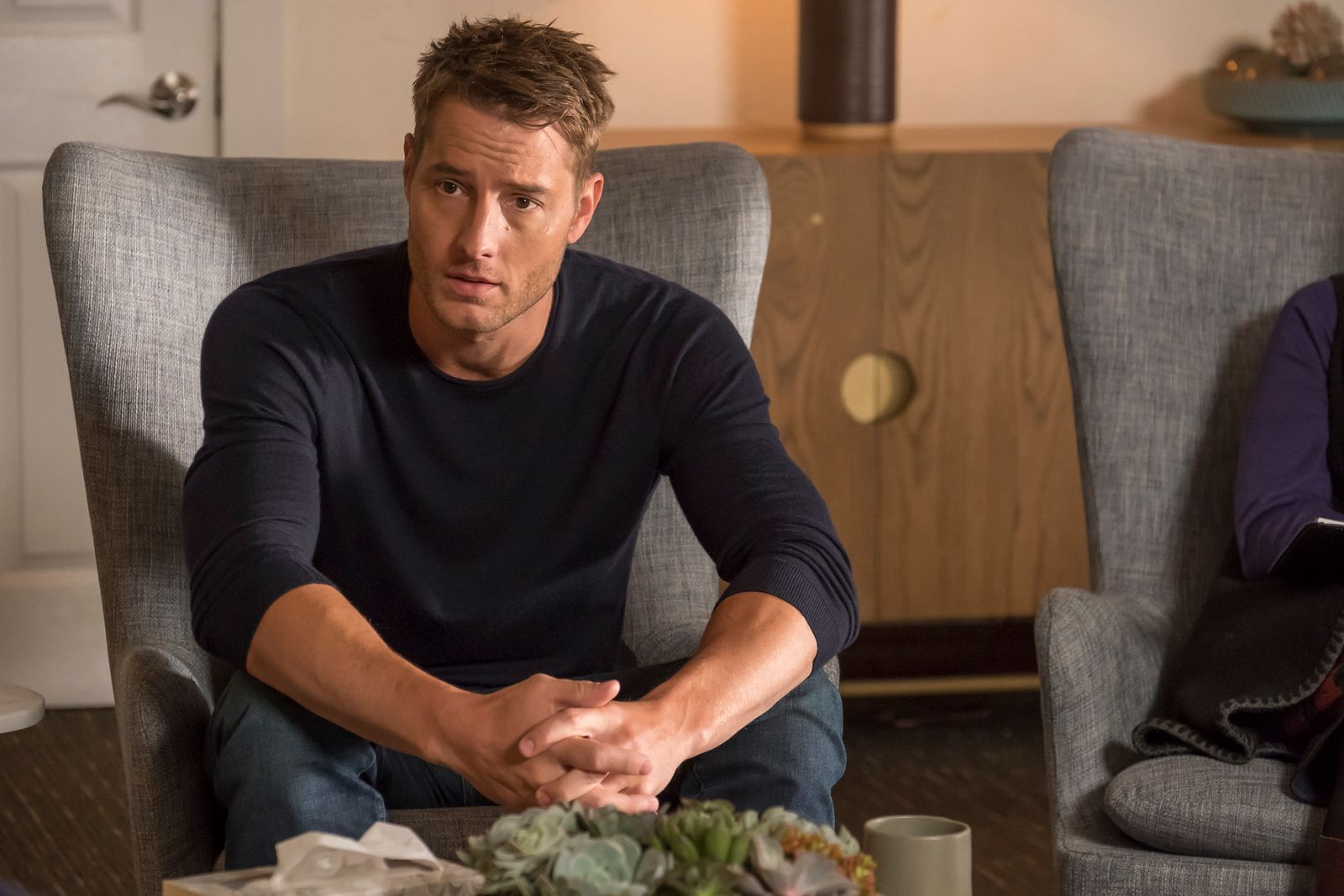 Justin Hartley/Photo:Getty Images