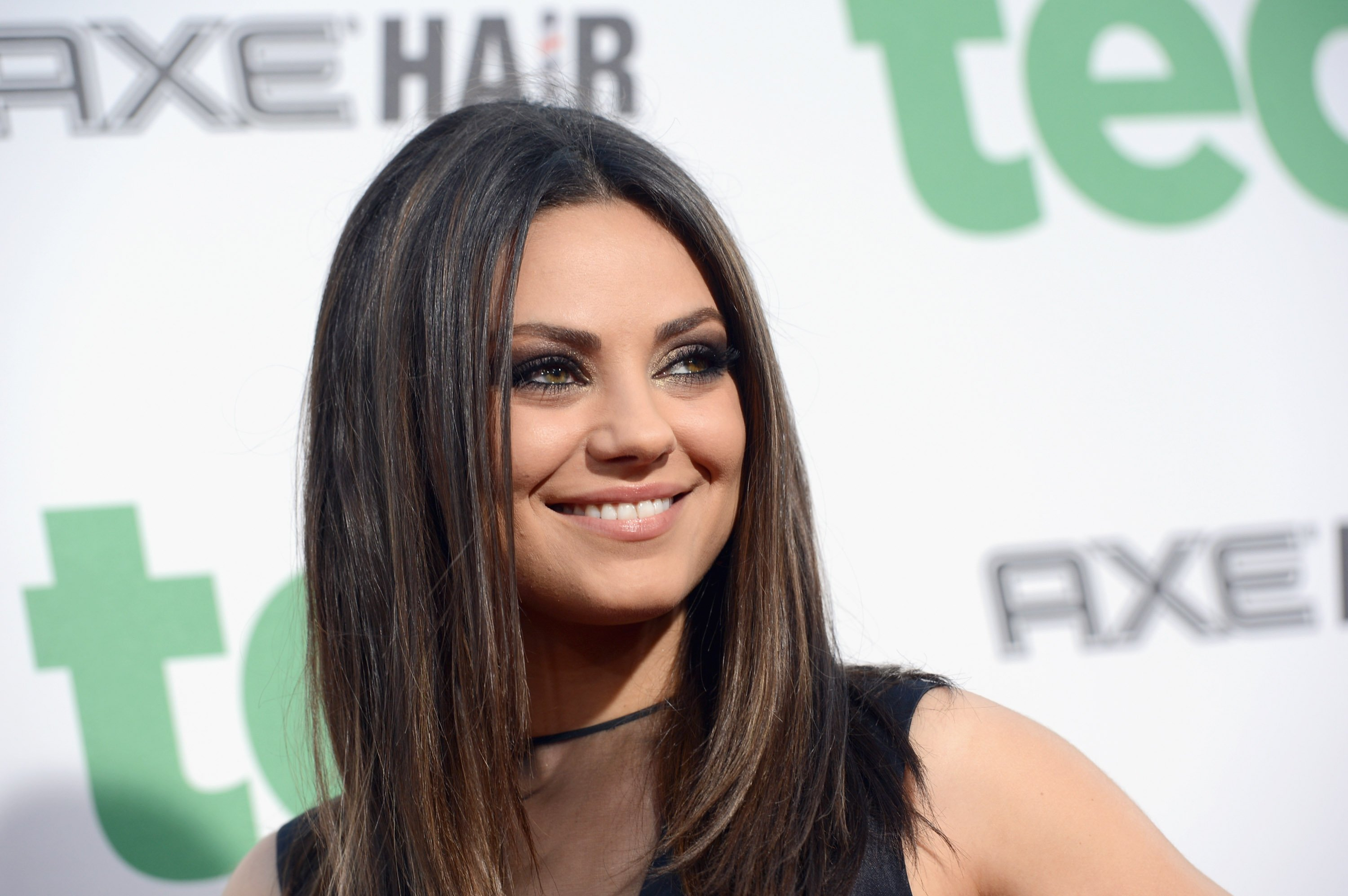 "Image Credits: Getty Images / Kevin Winter | Actress Mila Kunis arrives at the Premiere of Universal Pictures' ""Ted"" sponsored in part by AXE Hair at Grauman's Chinese Theatre on June 21, 2012 in Hollywood, California."