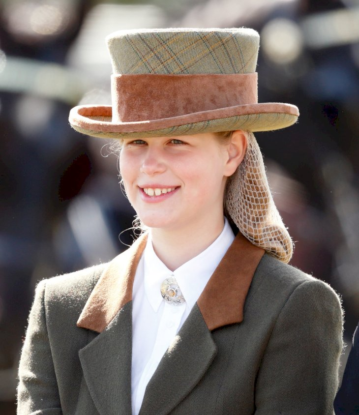 Image Credit: Getty Images / Lady Louise Windsor at an event.