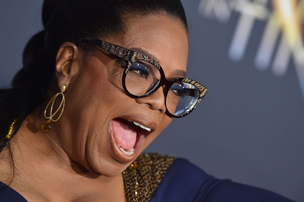 Image Credit: Getty Images / Oprah Winfrey arrives at the premiere of Disney's 'A Wrinkle In Time' at El Capitan Theatre on February 26, 2018.