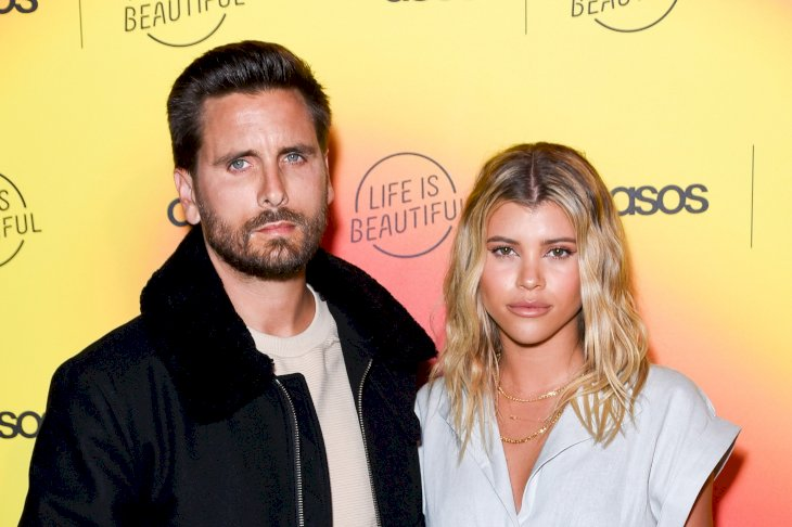Image Credit: Getty Images/Presley Ann | Scott Disick and Sofia Richie attend ASOS celebrates partnership with Life Is Beautiful