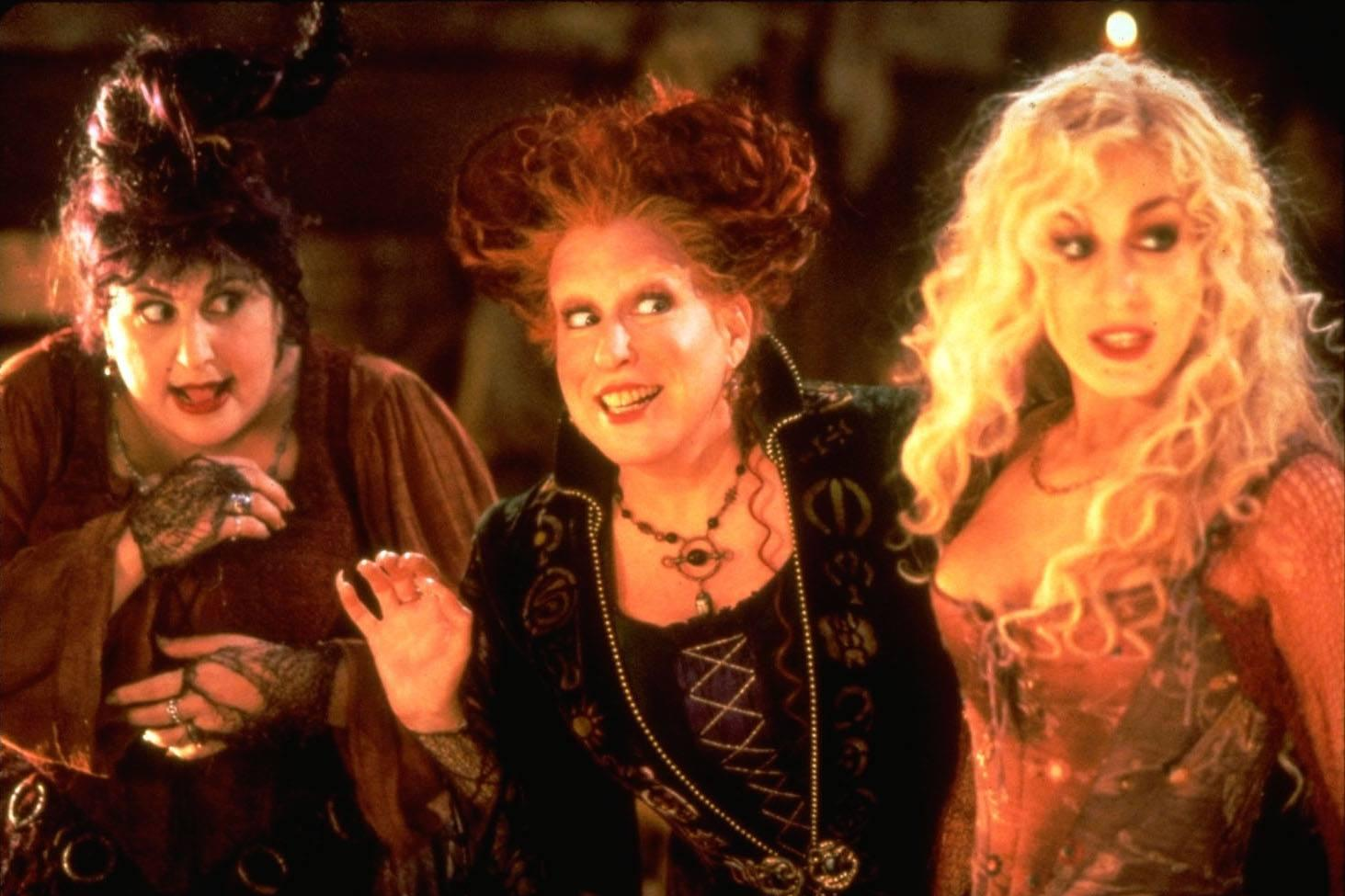 Hocus Pocus: A Look Back At The Cast Ahead Of The Sequel
