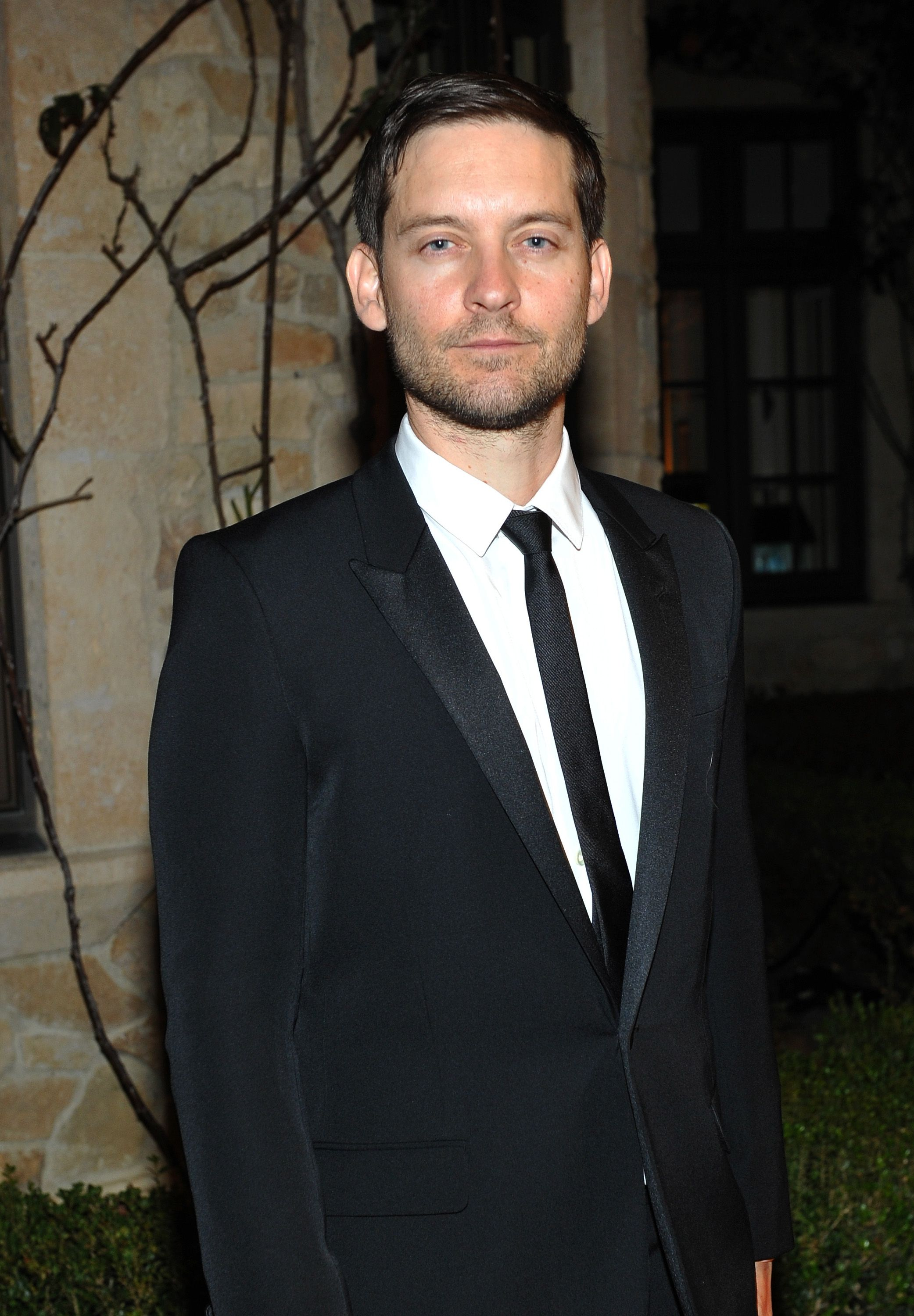 Actor Toby Maguire at the peak of his popularity / Getty Images