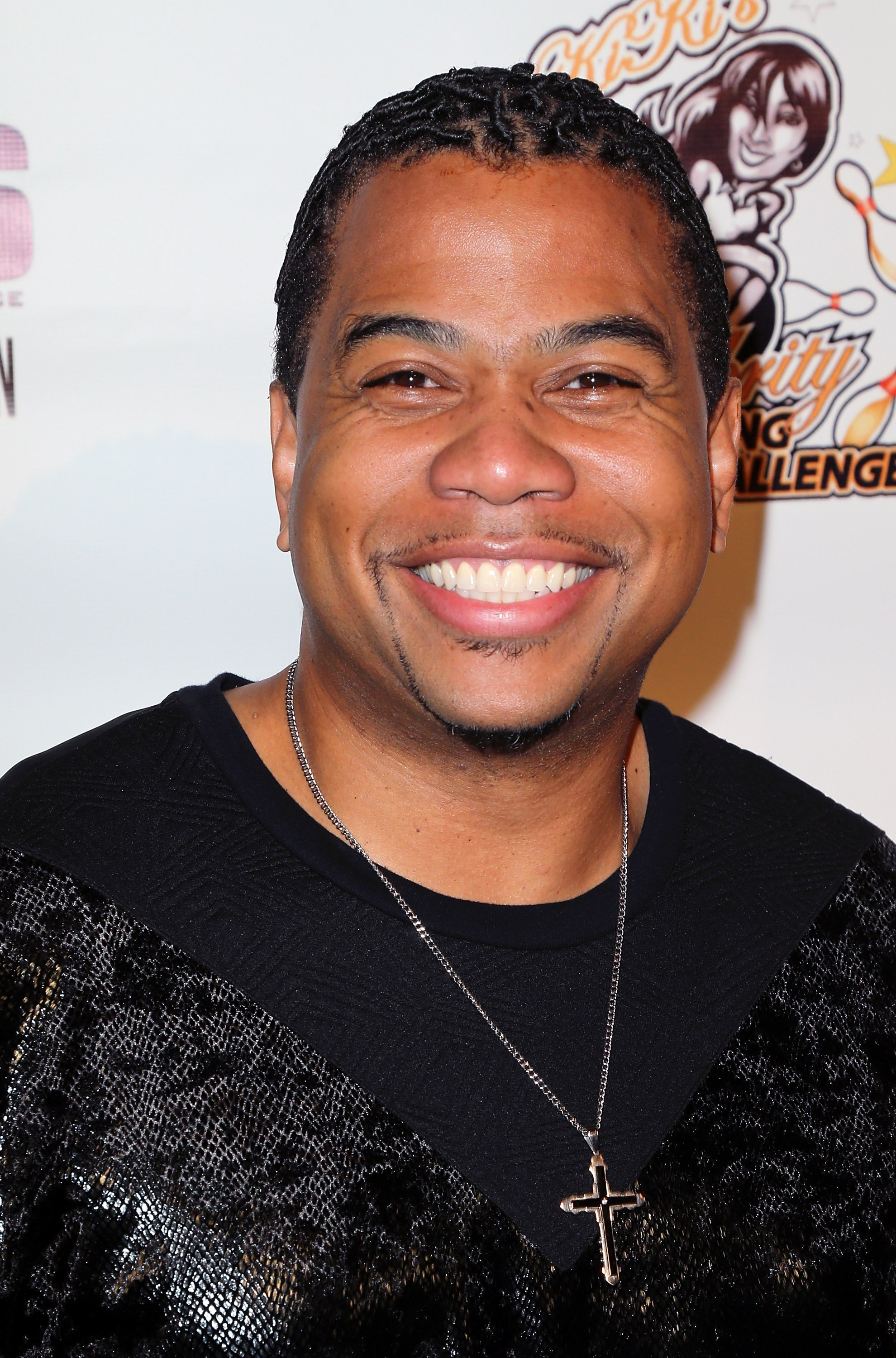 Image Credits: Getty Images / David Livingston | Actor Omar Gooding attends the K.I.S. Foundation's 12th Annual Celebrity Bowling Challenge at PINZ Entertainment Center on September 26, 2015 in Studio City, California.