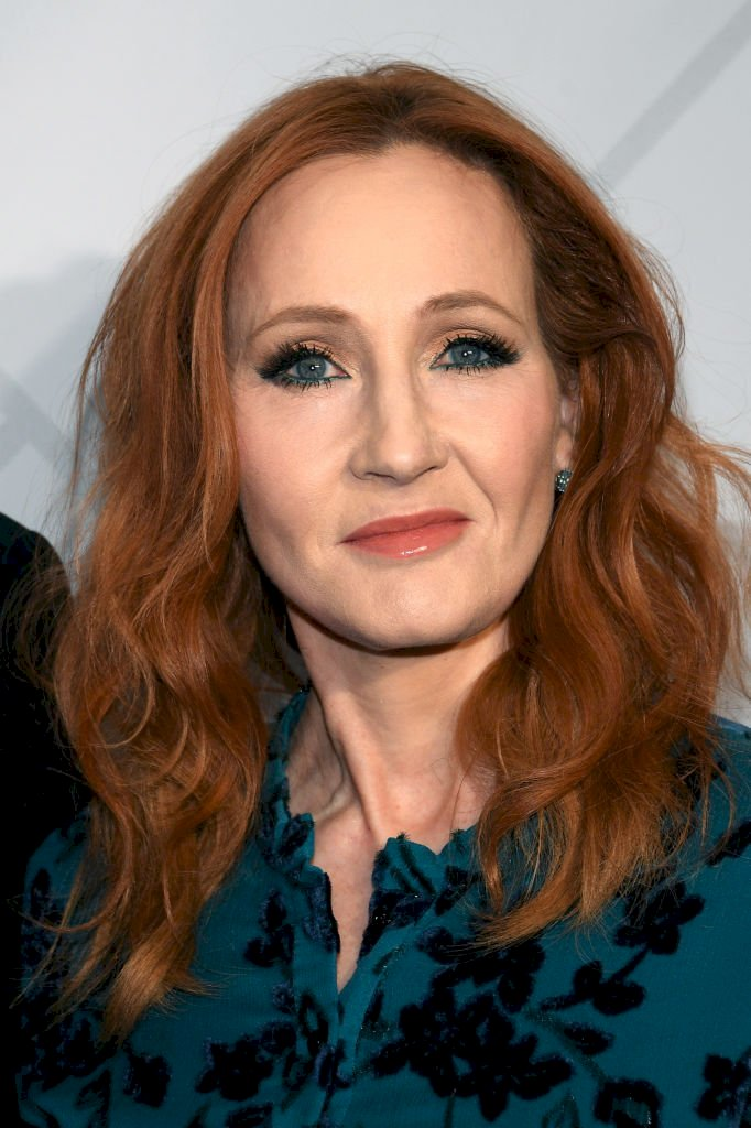 Image Credit: Getty Images / World renowned author, JK Rowling.