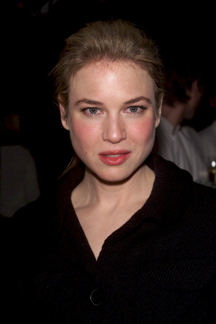Image Credit: Getty Images / Renée Zellweger on a public appearance.
