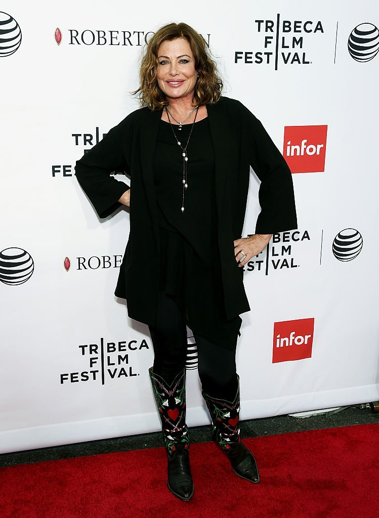 "Image Credits: Getty Images / Mike Coppola | Actress Kelly LeBrock attends the closing night screening of ""Goodfellas"" during the 2015 Tribeca Film Festival at Beacon Theatre on April 25, 2015 in New York City."