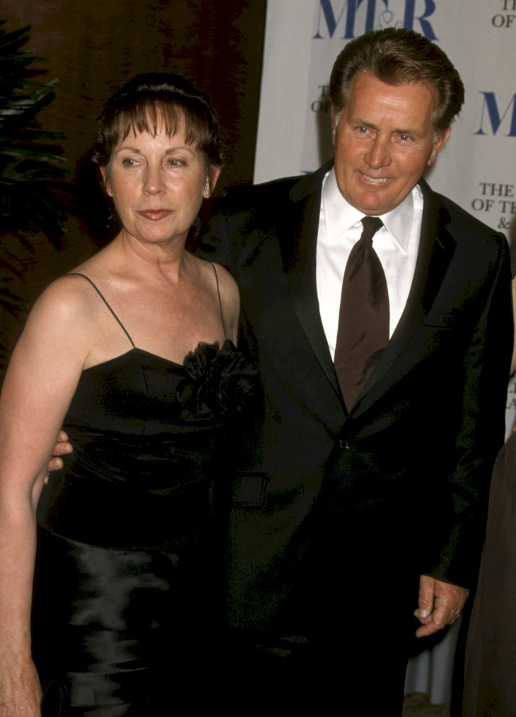 Image Credit: Getty Images / Martin Sheen and wife, Janet Templeton.