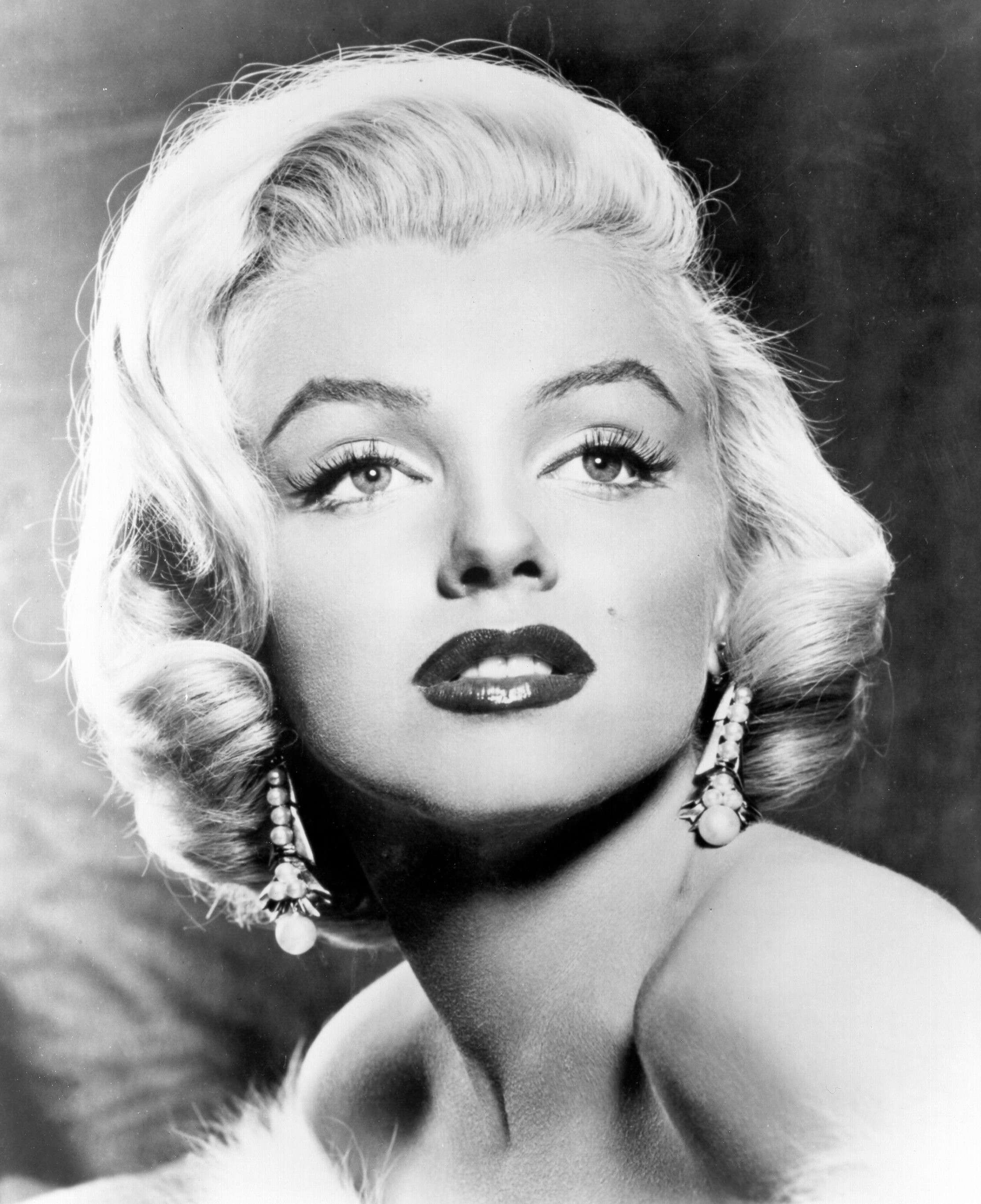 Marilyn Monroe Image Source: Wikimedia Commons