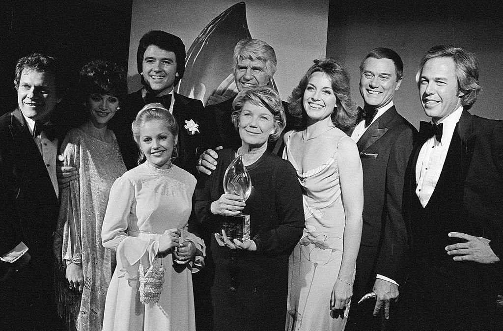 Image Credit: Getty Images / Cast Members From 'Dallas.'