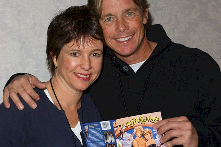 Image Credit: Getty Images/WireImage/Albert L.Ortega Kristy McNichol Christopher Atkins attend Breast Cancer Benefit