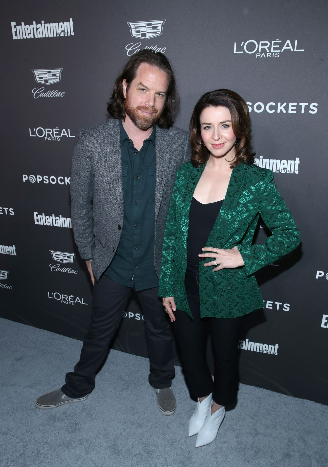 Caterina Scorsone and Rob Giles/Photo:Getty Images