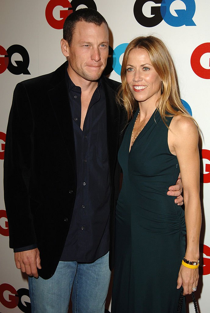 Image Source: Getty Images/Steve Granitz/Lance Armstrong and Sheryl Crow during GQ Magazine Celebrates the 2005 Men of the Year