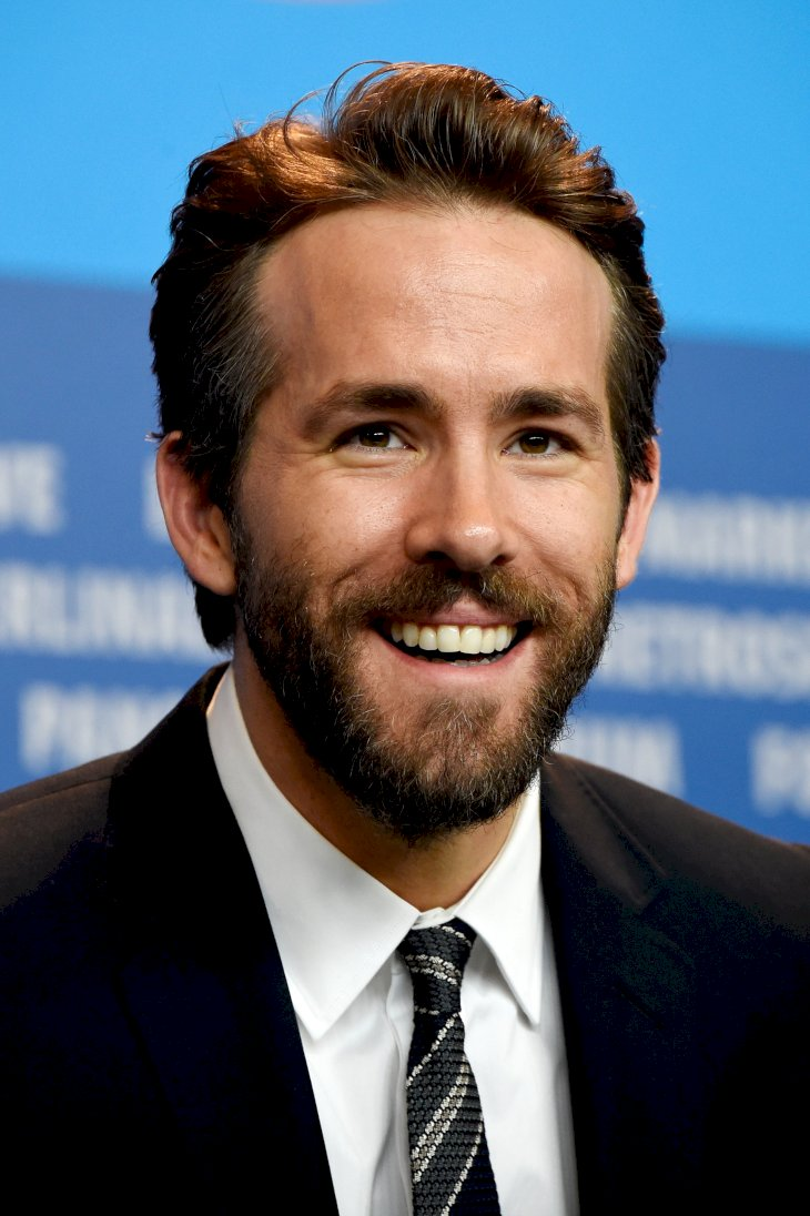 Image Credit: Getty Images / Ryan Reynolds at an event.