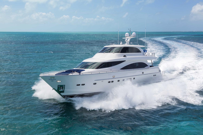 Image Credits: Horizon Yacht USA