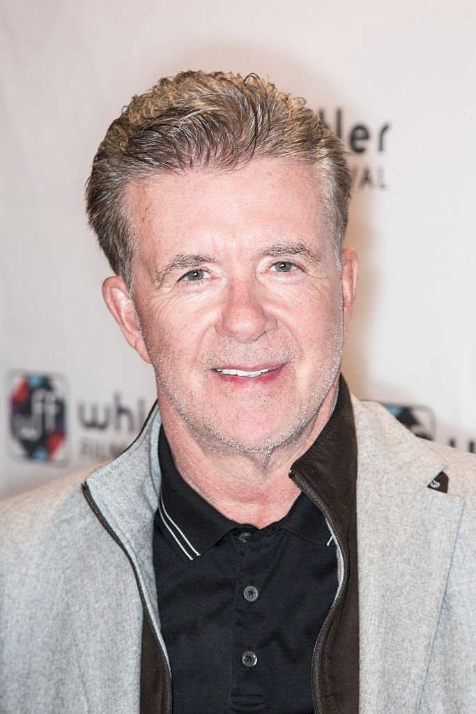 "Image Credits: Getty Images / Phillip Chin / WireImage | Actor Alan Thicke attends the Whistler Film Festival ""Signature Series: Tribute to Alan Thicke"" in 2016 in Whistler, Canada."