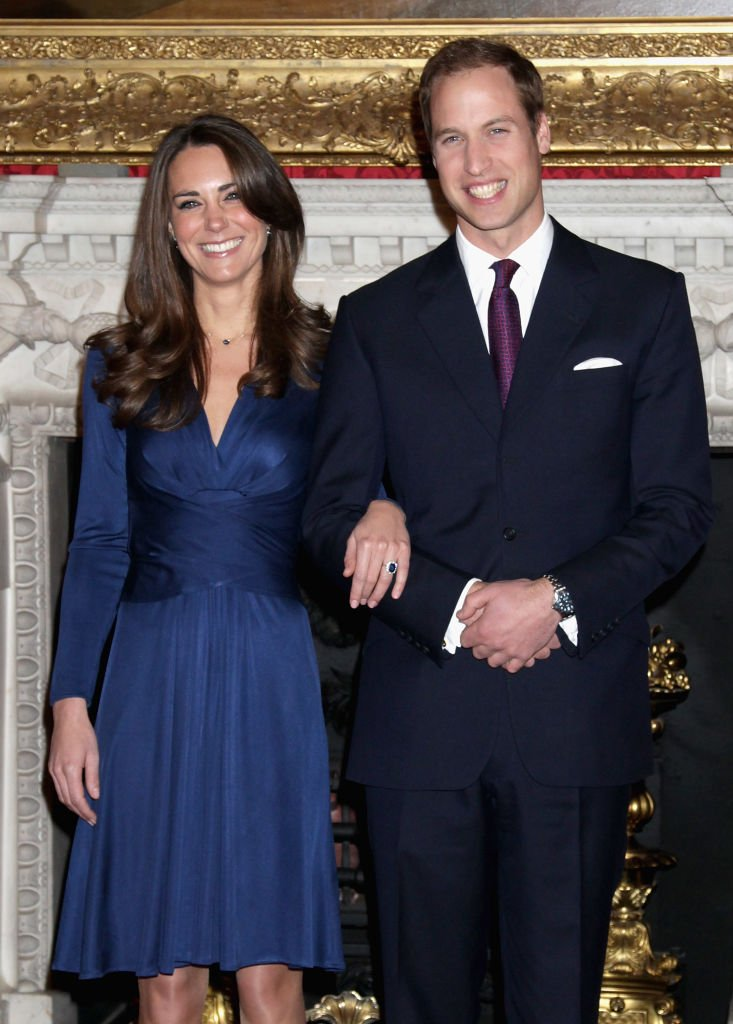 Image Source: Getty Images/Kate and William