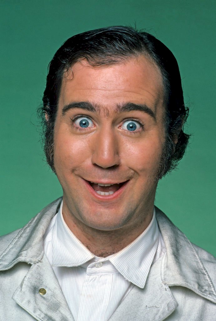 Image Credits: Getty Images / Andy Kaufman in Taxi Season 1