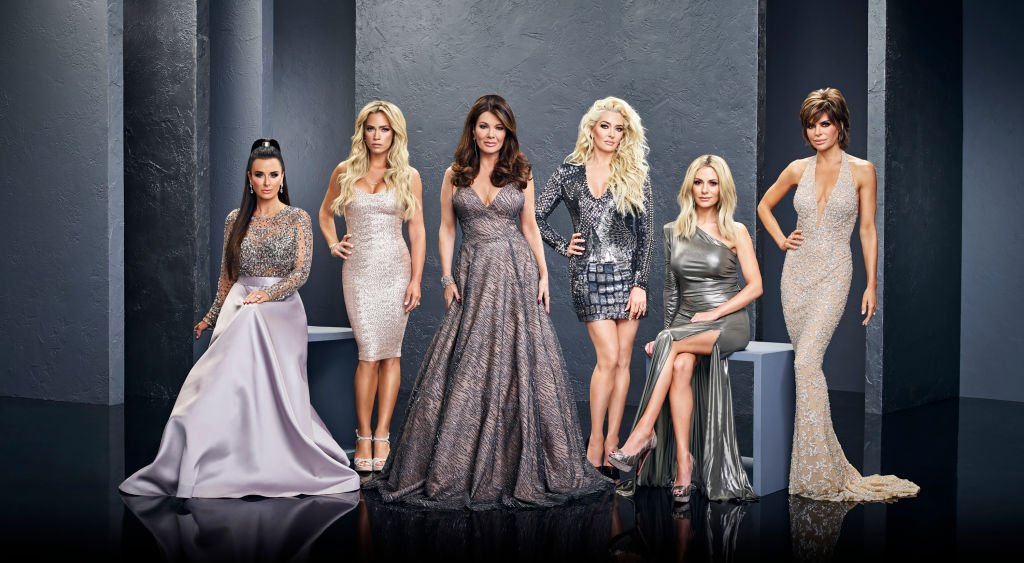 Image Source: Getty Images/Bravo/Tommy Garcia | Cast of the Real House Wives of Beverly Hills